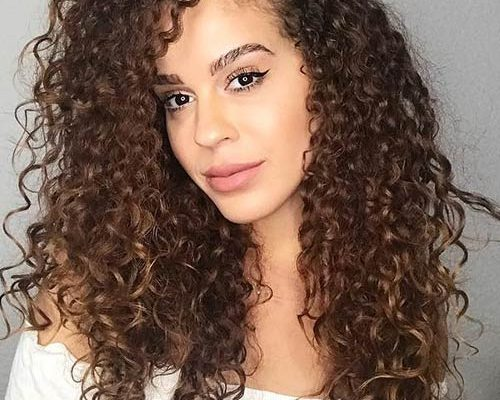 4 Kinds of Curly Hair